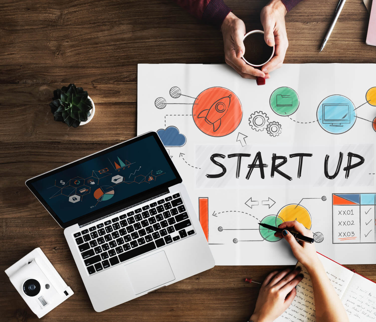 15 ways how to grow your Startup
